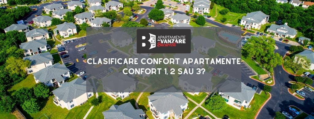 confort apartamente